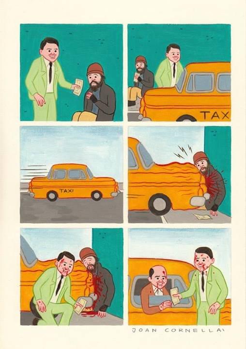 Joan Cornellà. .