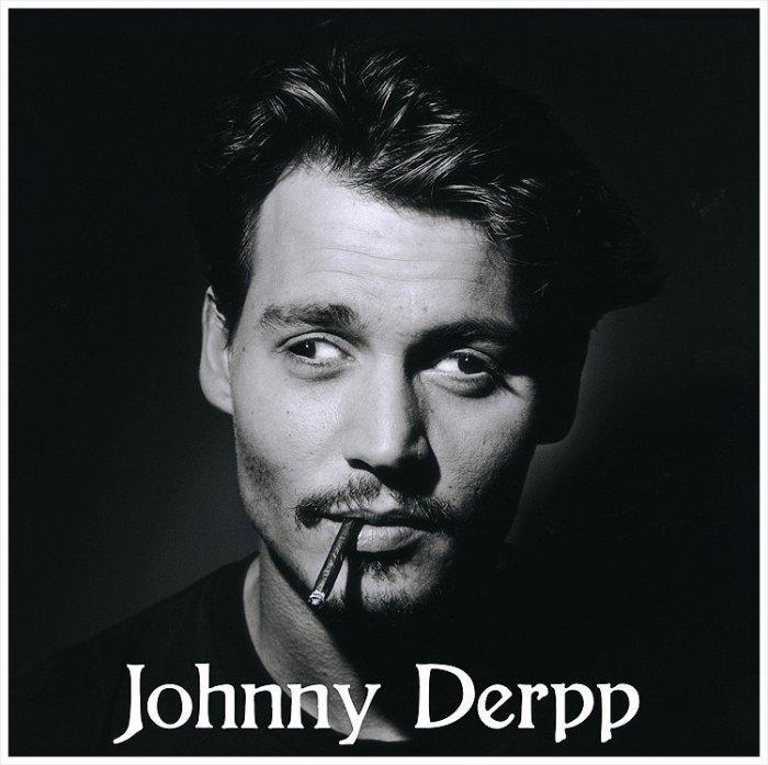Johnny Derpp. derp derp.