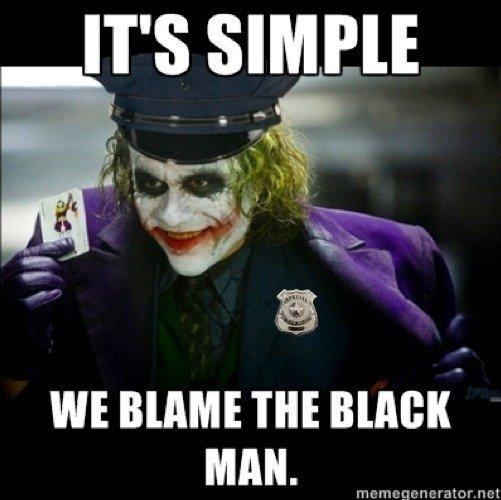 Joker Police. . WE MAME THE melt will