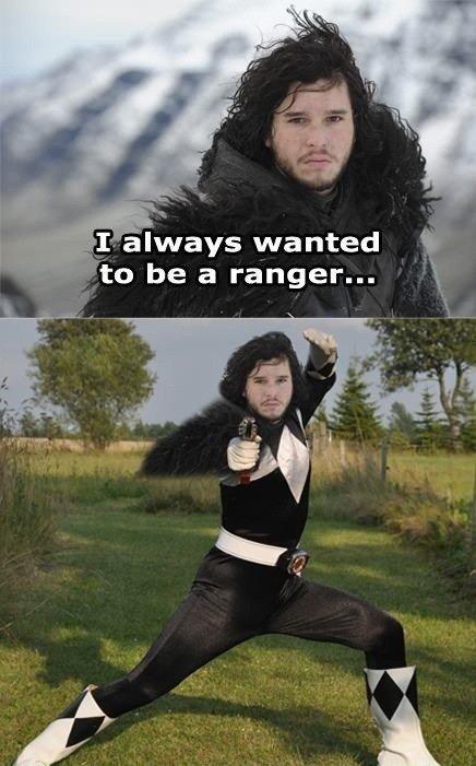 """Jon Snow. . T"""" always wanted t"""