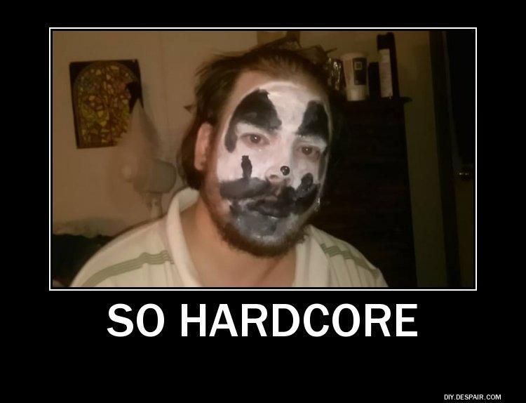 Jugga-No.. A fail @ it's finest.. SC) HARDCORE fail receding hair li dildo war paint i am a potato