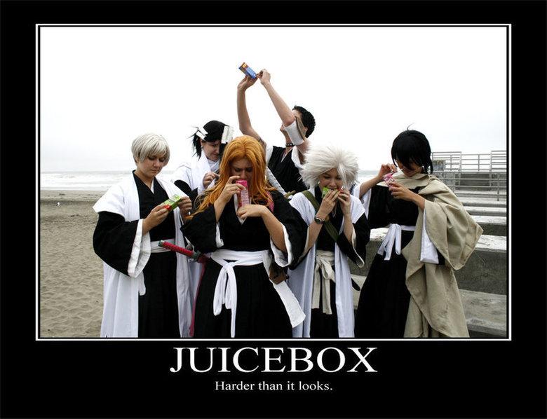 Juicebox. .