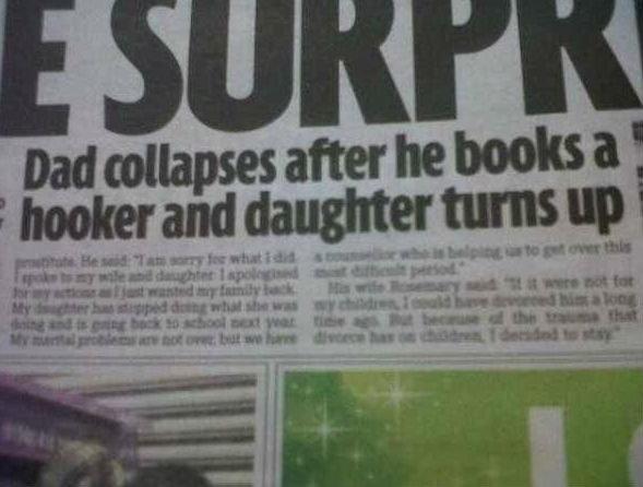 Just a normal headline. .