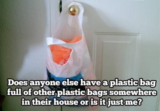 Just me. . else !' ril an Cil,. You call that a bag bag. In my closet, I have a bag bag bag, full of bag bags.