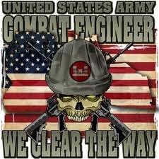 Just sayin'. Indeed... Essayons my friend. engineer Army