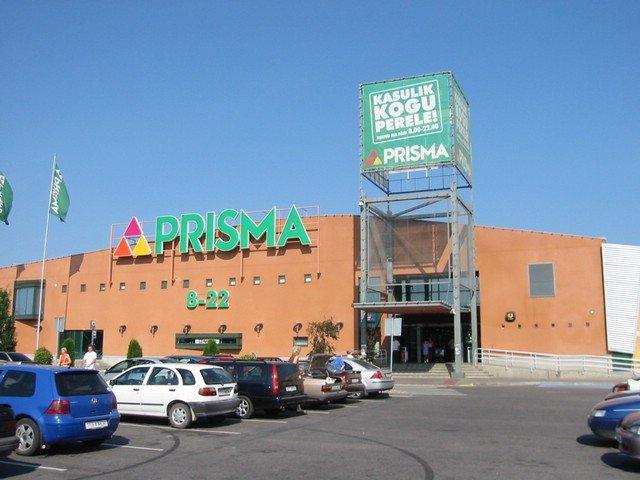 Just a supermarket in Estonia.. .