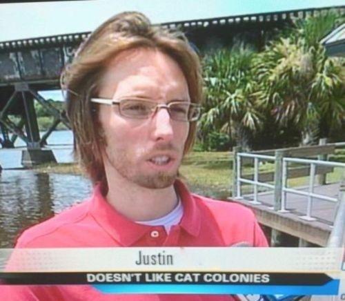 Justin. . t use CAT