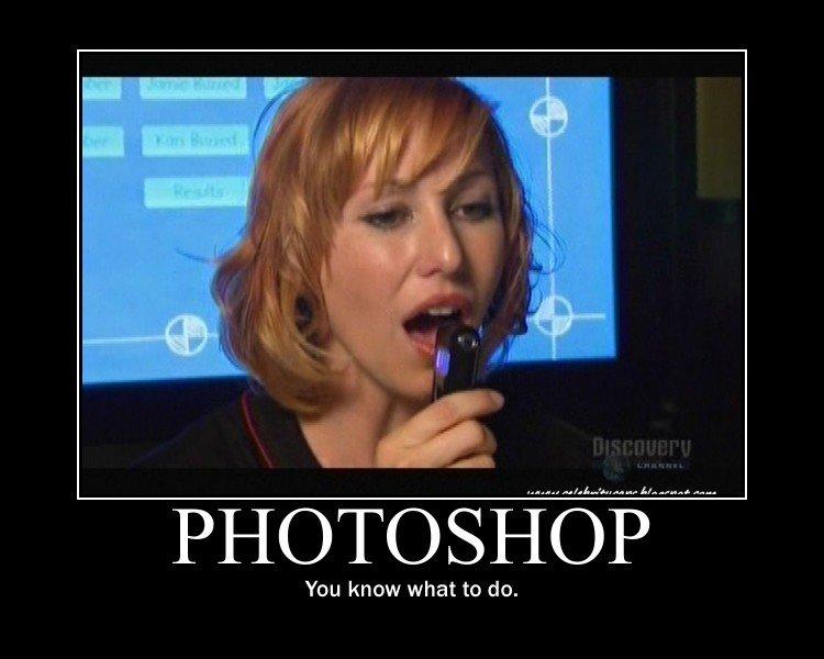 Kari Byron. . You know what to do. kari byron mythbusters Photoshop