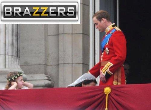 kate !. royal wedding brazzers video.. original, but so bloody funny. Kate Middleton royal Wedding brazzers prince