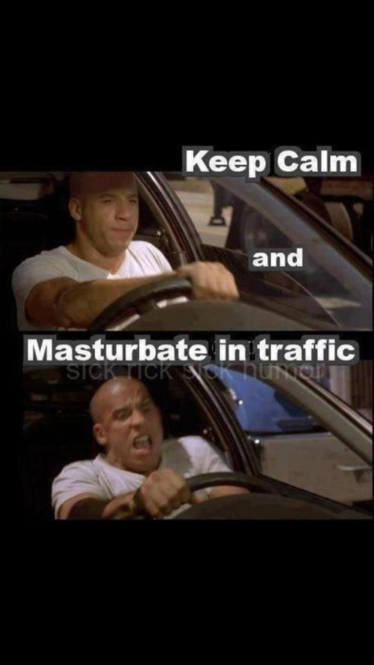 Keep calm. . N Keep Calm lall, lla,' and in traffic