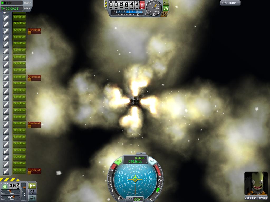 Kerbal Space Program. Needless to say, it flew wonderfully. Built by supersaxguy.. Kerbal Space Dic