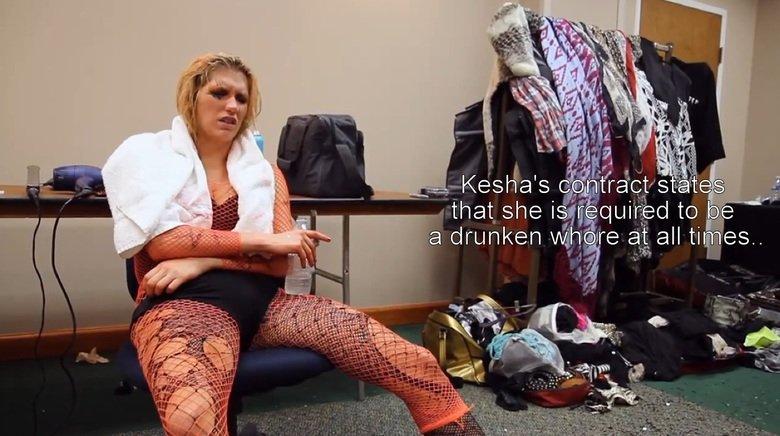 Kesha's Contract. . ciivil drunken viii, ll, all '' ibis,. She looks like a trap Kesha