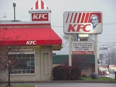 KFC special. .. haaha thats good