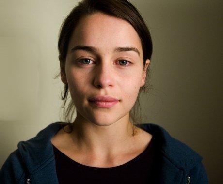 Khaleesi from GoT without makeup.. .. I still love her...