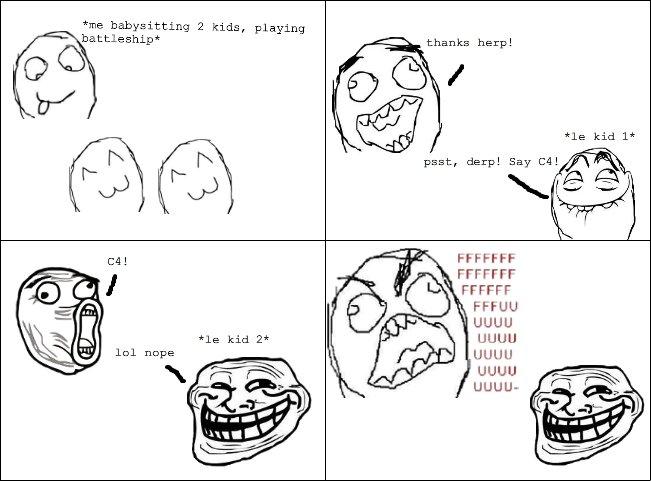 Kid Troll. true story.. I don't get it. Explain please. kid trolls the g