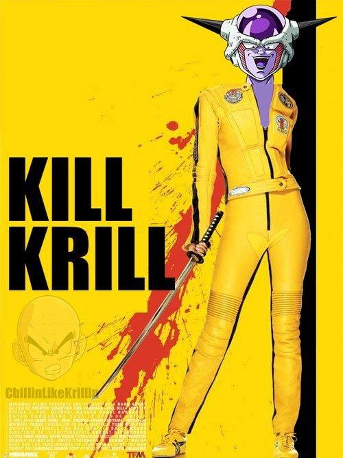 Kill Krill.... ...in.