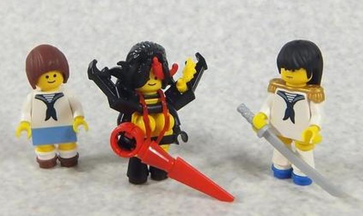 Kill la Lego. Kill la kill lego. You can check out his twitter. twitter.com/LEGOdouMoko/status/398442386268774400/photo/1.. Banned.