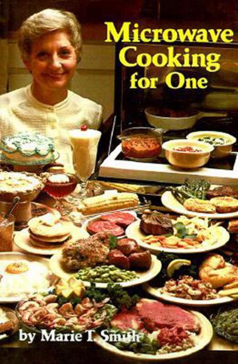 Kinda sad.. . Cooking ti Microwave for One