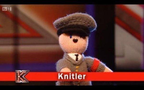 Knitler. . HEN