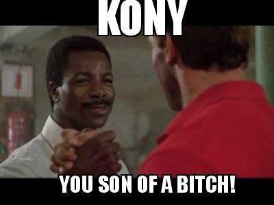 "KONY 2014. DYLUH-N. WHY VII"" MA NEH! Kony"