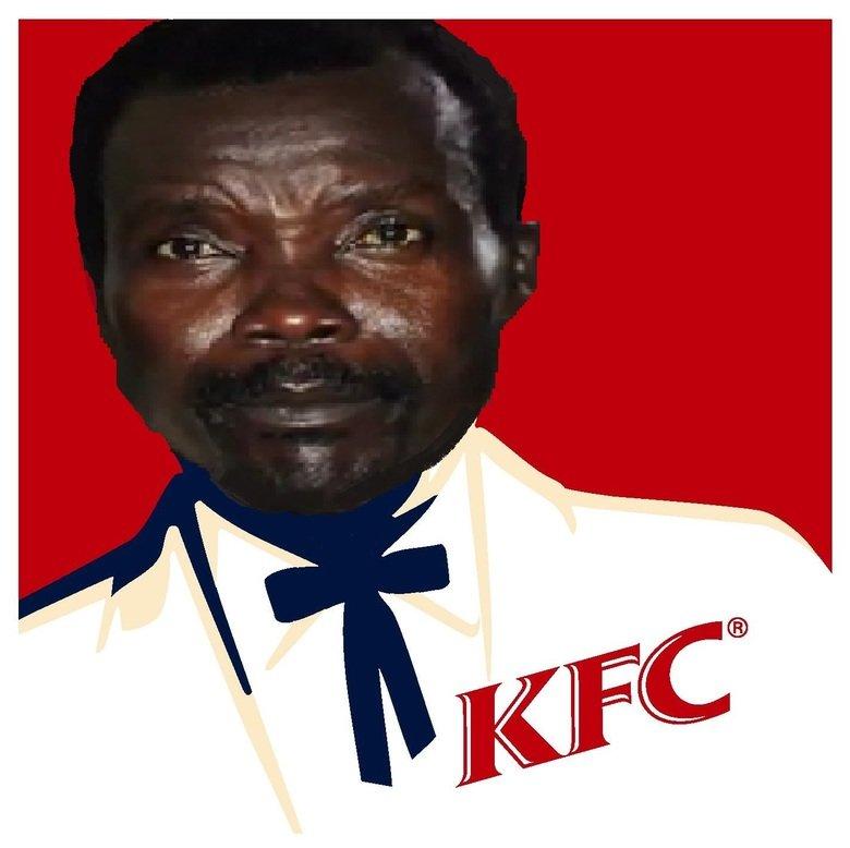 Kony Found Children. .. Kony Fried Children?