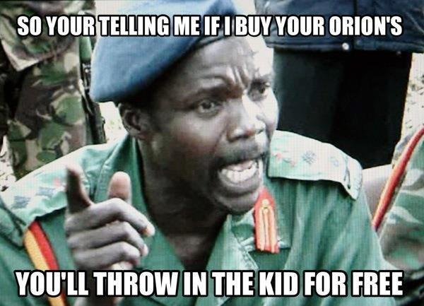 Kony deals. k.