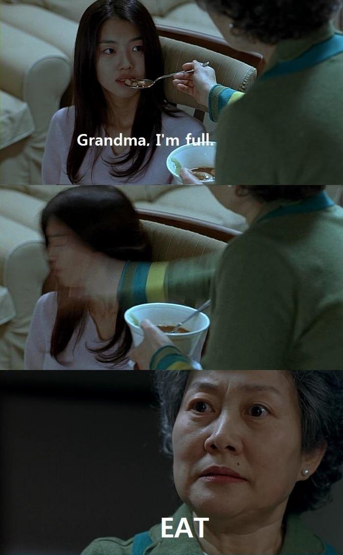 Korean Movie Scene. .