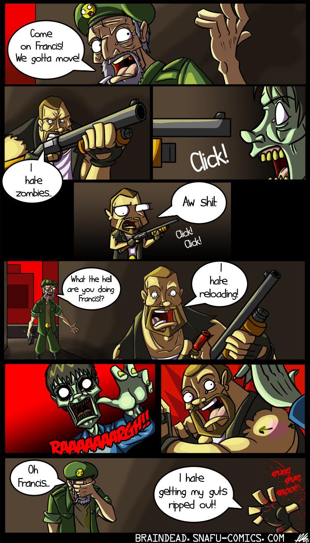 L4d comic 3. .. Aaaannnndddd.... :)