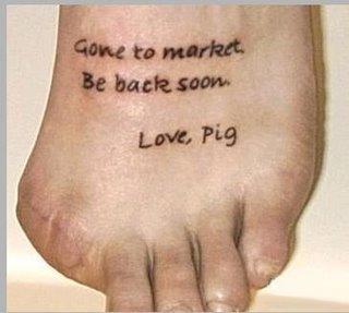 LITTLE PIGGY. Little Piggy .