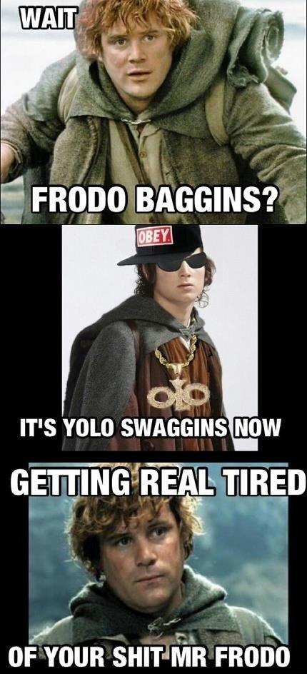 LOR YOLO. . ms WILD SWAGGINS NOW tif, or mun mono