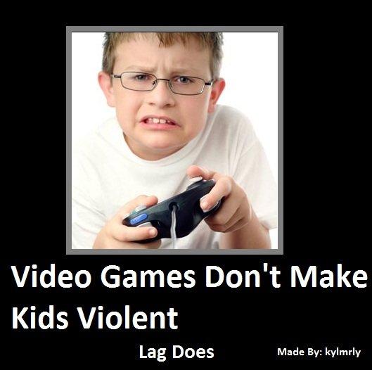 do video games make children violent
