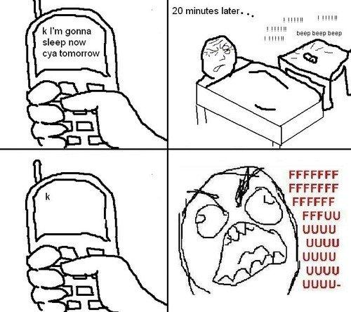 Late Night Texting. pointless texts are pointless.. 20 minutes later. . - kl' informa tmmp FFCCFF UGUU UGUU UGUU UGUU UGUU-. It's called turning off your phone. pointless texts late night k