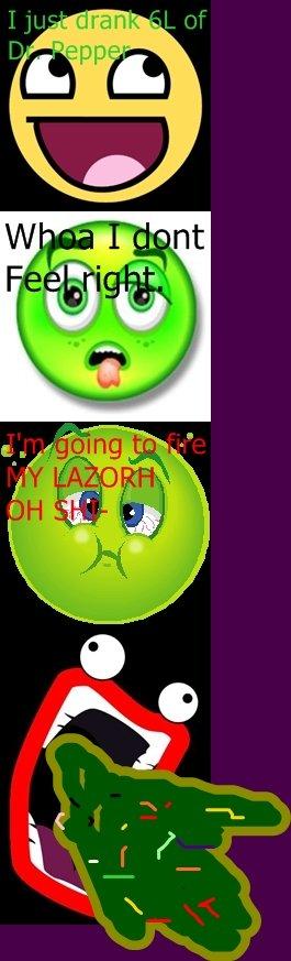 LAZORH. True story. rawr means i lov