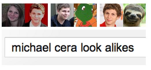 leedleleedleleedle. . it I I J michael cera look alikes. I feel like half of those are Michael Cera...