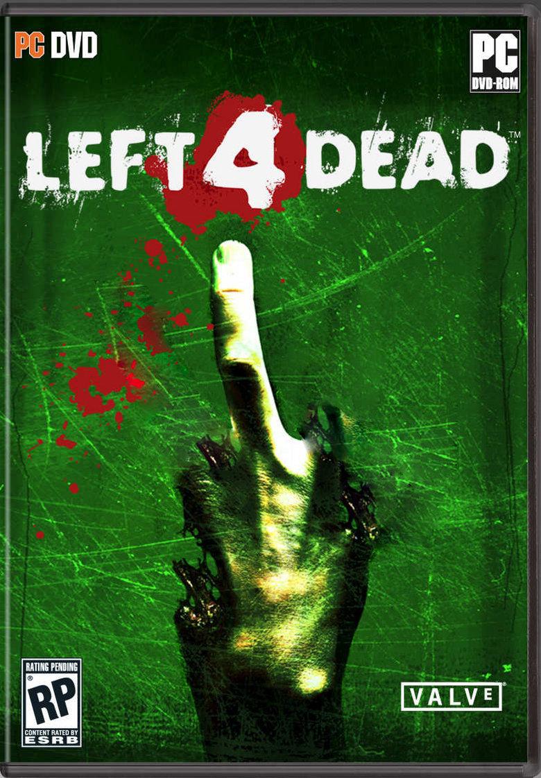 Left 4 Fail. Left 4 Dead went extreme.. HAJIME