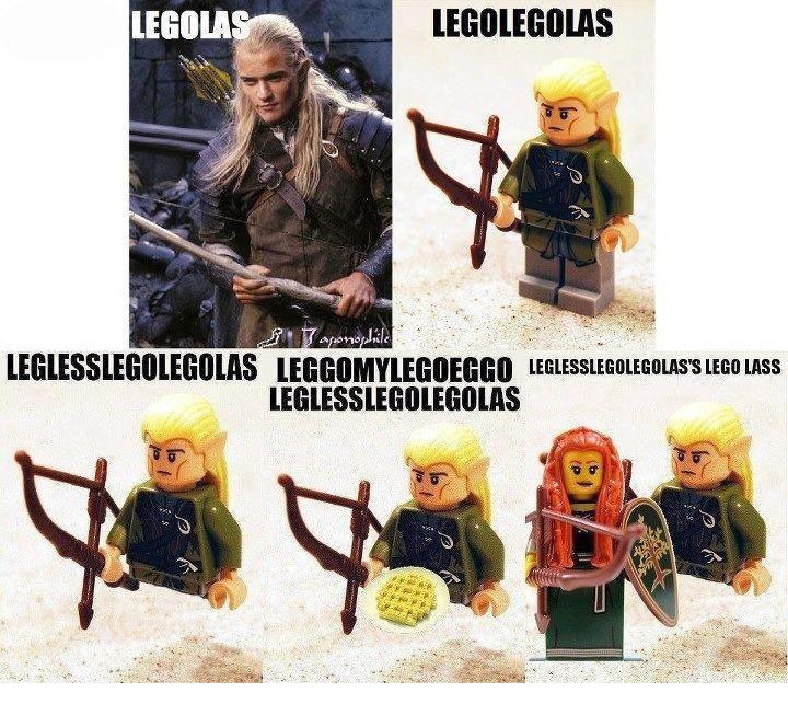 Legolas. legolas.