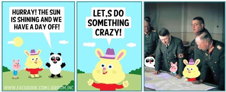 let's do someting crazy. hi. IS Sm I HAVE A DAY OFF!! SOMETHING Crazy