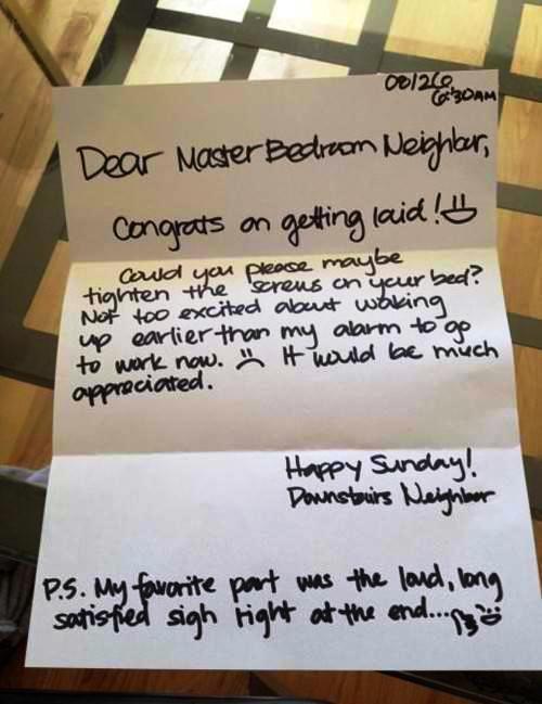 letter. lol.