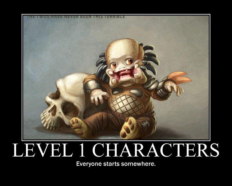 Image result for level 1 d&D