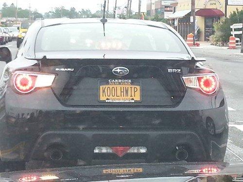 License Plate. Not OC. AM Flu Hui q q L Ulti- Milla,' car license plate