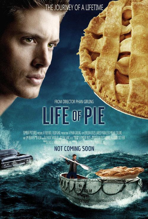 Life of Pie. .