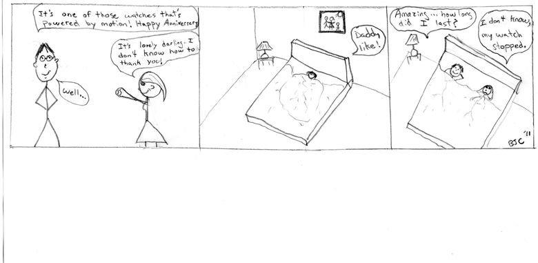 LIU(1). . comic