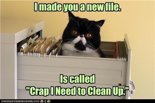 Lol cat. .. I GET IT lol cat files