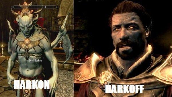 Lord Harkon. My OC is horrible, I know.. MFW dawnguard skyrim