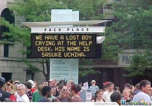 Lost Boy. Woodly boodly bum dum dum. Slendy boy