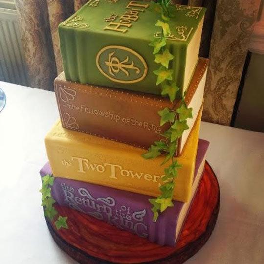 LOTR Cake. LOTR Cake isfunny.net/. funny
