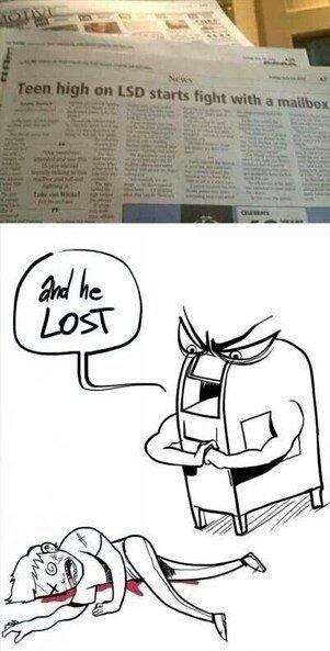 LSD. .