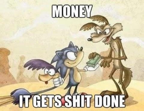 MONEY. . dll 113515 NE. was it worth?