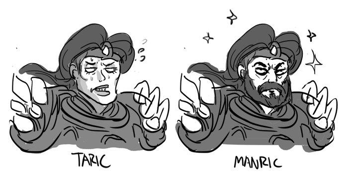 Manric. Manric.. Angus was here.