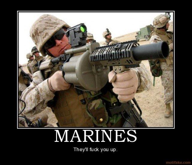 c marine: